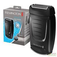 Remington Mens Dual Foil Travel Portable Battery Beard Stubble Shaver Trim TF70