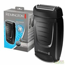 Remington Mens Dual Foil Travel Portable Battery Beard Stubble Shaver Trim TF70