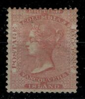P131803/ BRITISH COLUMBIA & VANCOUVER ISLAND / SG # 2 MH CERTIFICATE - CV 540 $