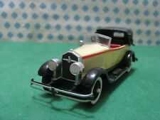 Vintage -  ISOTTA Fraschini 8a 1926  - 1/43  Rio 15 - Made in Italy 1964