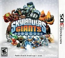 Skylanders GIANTS (Nintendo 3DS) Game Only No Portal No Figures - NEW ™