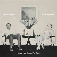 Love Has Come for You 0011661915022 by Steve Martin CD