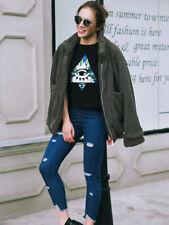Womens Winter Warm Pocket Fluffy Coat Fleece Fur Jacket Outerwear Hoodies Wrap