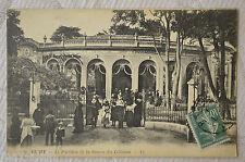 """CPA """" VICHY - Le Pavillon de la Source des Célestins"""
