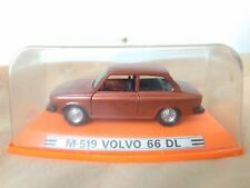 Antigua miniatura 1:43 Pilen M-519 Volvo 66 DL. Made in Spain.