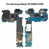 Original For Samsung Galaxy S9 G960U 64GB Unlocked Main Motherboard Logic Board