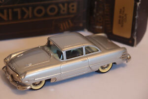 BROOKLIN BRK 49 1954 HUDSON ITALIA COUPE 1/43