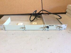 Hedco Hedline SVA-301 Rackmount 1x8 Video Distribution Amplifier