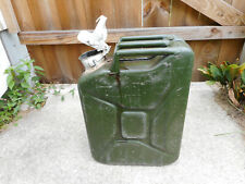 5 Gallon 1989 German Military Large Mouth Jerry Can