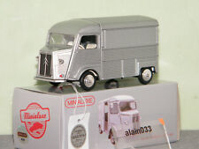 Citroën Type H 1200kg dinky car designed by Minialuxe France 1/43 Ref K114_1SE