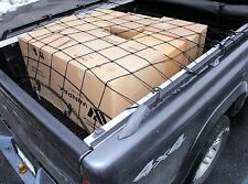 """Rothco Bungee Cargo Netting - 60"""" Elastic Truck Bed Load Securement Net 10199"""