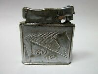 Collectible Vintage Petrol Lighter USSR Russian Soviet Union