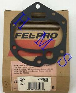 FEL-PRO 70032 ENGINE OIL PUMP GASKET FITS V6 V8 BUICK CHEVY PONTIAC OLDS CADILLA