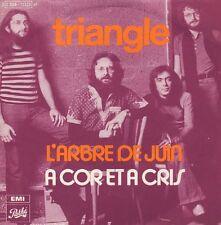 TRIANGLE - FRENCH SP - L'ARBRE DE JUIN + 1