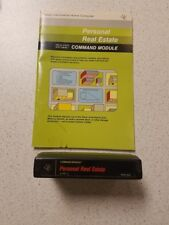 Texas Instruments Home Computer Personal Real Estate Software Very Good
