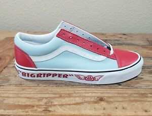 Vans x SE Bikes Style 36 Big Ripper Men's Size 8.5 Shoes VN0A54F64Y7