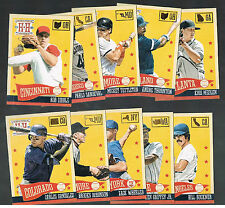 PABLO SANDOVAL #173 GIANTS  2013 PANINI hometown heroes State parallel