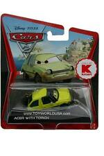 2011 Disney Cars 2 Acer with torch KMART exclusive