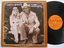 LP Jack Greene/Jeannie Seely-his and Hers-THE RENEGADES