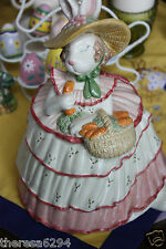 Gone With the Wind~ Scarlett O'Hare Cookie Jar~ Retired