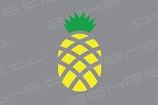 Pineapple - Hawaii Vinyl Decal Sticker