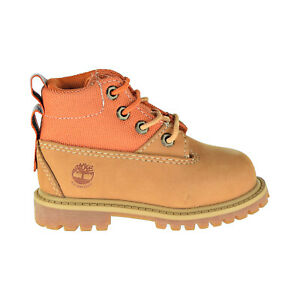 Timberland Premium 6 Inch Rebotl Toddler Boots Wheat TB0A2E1K