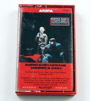 Manfred Mann's Earth Band - Somewhere In Afrika (Cassette 1982) Demolition Man