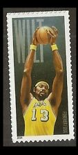 US 4951 Wilt Chamberlain Los Angeles Lakers forever single MNH 2014