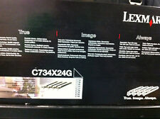 Original Lexmark C734X24G  4 Photoleiter  neu    C734 c736 X734 X736 neu B