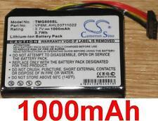 Batterie 1000mAh type AHL03711022 VF6M Pour TomTom Via Live 125