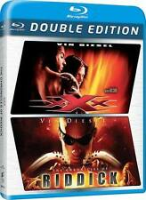XXX / CHRONICLES OF RIDDICK  THE   2 BLU-RAY    AZIONE