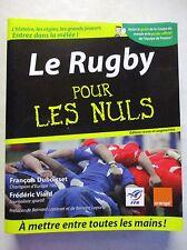 Le rugby pour les nuls + livret la coupe du monde /V18