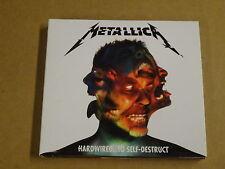 2-CD BOX / METALLICA – HARDWIRED...TO SELF-DESTRUCT