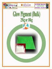 Glow-in-the-Dark Powder 25lbs (10kg) Bulk