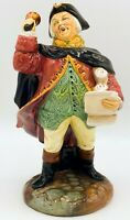 VTG Royal Doulton Town Crier HN2119 Porcelain Figurine! 2