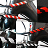 5Pcs Bike Cable Sleeve Rubber Protector For Shift Brake Line Pipe Supplies