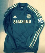 Hilario Chelsea Match Worn Football Shirt Player Issue Techfit Formotion