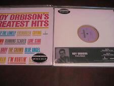 ROY ORBISON hits 200GRAM ORIGINAL CLASSIC RECORDS LIMITED LP + PRETTY WOMAN SET