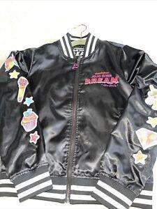 JoJo Siwa Tour jacket NWOT size YS