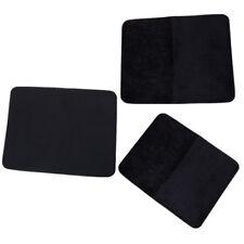 Black High Quality Professional Card Deck Mat Close up Magic Tricks Pad Toy .