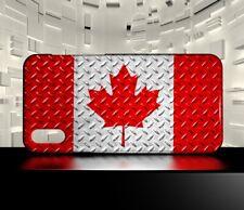 Coque rigide pour Huawei P20 Drapeau CANADA 05