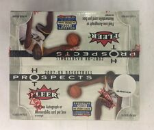 2007-08 Fleer Hot Prospects Sealed Basketball Retail Box Kevin Durant RC Auto?