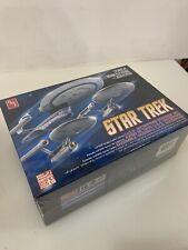 AMT - Star Trek USS Enterprise Starship , Skill 2 ~ Sealed / New