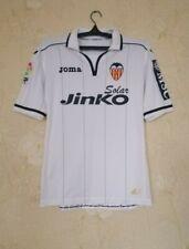 Valencia 2012 - 2013 home football shirt jersey Joma size M #6 ALBELDA