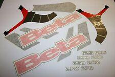BETA REV  3  2006 FRAME DECALS