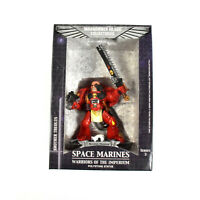 WARHAMMER 40K Sideshow Blood Angels Brother Theolus Polystone Statue Series 3