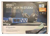 PreSonus AudioBox USB 96 Studio Audio Recording Interface Kit