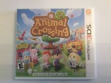 Replacement Case (NO GAME) Animal Crossing: New Leaf  - Nintendo 3DS