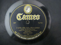 Varsity Eight Girl Kisses / Ernest Carle New Gal 1923 Cameo 507 V Fox Trot