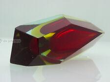 GLAS OBJEKT MURANO - - VASE - - MODERN DESIGN - - 3 wunderschöne Farben